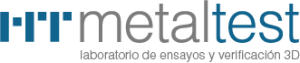 metaltest logo